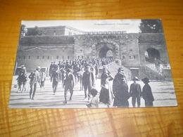 Militaria, Groupe De Prisonniers De Guerre Français; Kriegsgefangene Franzosen; Kriegsjahr 1914 - Militaria
