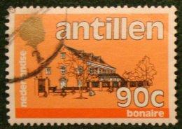 90 Ct Standaardserie NVPH 786 1984 Gestempeld / Used NEDERLANDSE ANTILLEN NETHERLANDS ANTILLES - Curaçao, Nederlandse Antillen, Aruba