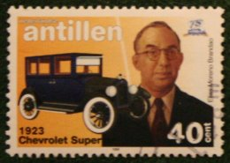 40 Ct Auto´s Voiture Car NVPH 1213 1998 Gestempeld / Used NEDERLANDSE ANTILLEN NETHERLANDS ANTILLES - Curaçao, Nederlandse Antillen, Aruba