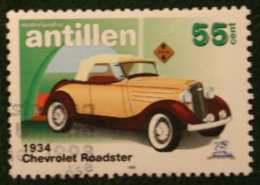 55 Ct Auto´s Voiture Car NVPH 1214 1998 Gestempeld / Used NEDERLANDSE ANTILLEN NETHERLANDS ANTILLES - Curaçao, Nederlandse Antillen, Aruba