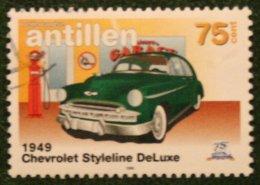 75 Ct Auto´s Voiture Car NVPH 1215 1998 Gestempeld / Used NEDERLANDSE ANTILLEN NETHERLANDS ANTILLES - Curaçao, Nederlandse Antillen, Aruba
