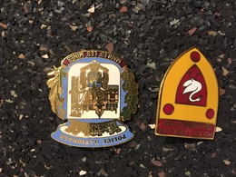 LOT Insignes Police Nationale 8 - Police