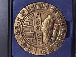 Médaille De Table Police - Police