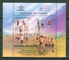 Indonesia 1996 - ZB Bl 129**, Yv Bl 107** - Indonésie