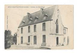 Bucy Saint Liphard - Chateau De L'hermitage - 307 - Sonstige Gemeinden