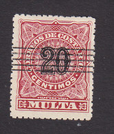 Costa Rica, Scott #J4, Used, Postage Due, Issued 1903 - Costa Rica