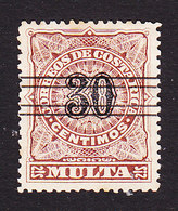 Costa Rica, Scott #J6, Used, Postage Due, Issued 1903 - Costa Rica