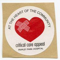 CINDERELLA : UK - FRIMLEY PARK HOSPITAL - CRITICAL CARE APPEAL - Cinderellas