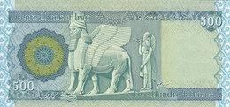 IRAQ 500 DINAR 2015 P-98 New (bank Title N English And Kurdistan I Language) UNC - Iraq