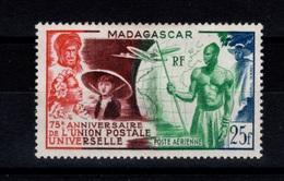 YV PA 72 UPU NSG Neuf Sans Gomme MNG Cote 5,80 Eur - Madagascar (1889-1960)