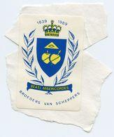CINDERELLA : NETHERLANDS - BROEDERS VAN SCHEPPERS, CENTENARY 1839 -1989 - Erinnophilie