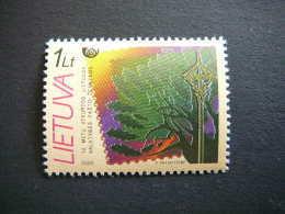 First Stamps Of Independent Lithuania # Lietuva Litauen Lituanie Litouwen Lithuania 2000 MNH # Mi. 738 - Lithuania