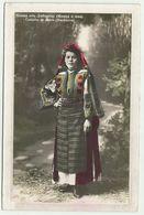 Bulgaria 1912 Traditional Costume Of Debar, Serbia - Bulgaria