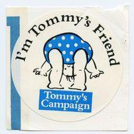 CINDERELLA : UK - I'M TOMMY'S FRIEND CAMPAIGN - Cinderellas