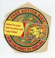 CINDERELLA : UK : FREE ACTION BIKE - Cinderellas