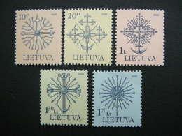 Definitive Issue # Lietuva Litauen Lituanie Litouwen Lithuania 2000 MNH # Mi. 717/1 I Definitive Issue - Lithuania