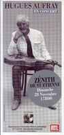 - Flyer - Hugues Aufray - Le Zénith De St Etienne - - Musique & Instruments