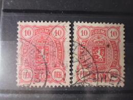 FINLANDE YVERT N°30 - 1856-1917 Russian Government