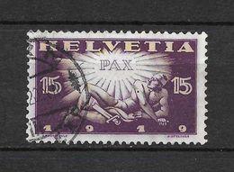 LOTE 1580  ///  SUIZA  1919     YVERT Nº: 172     ¡¡¡¡¡ LIQUIDATION !!!!!!! - Svizzera