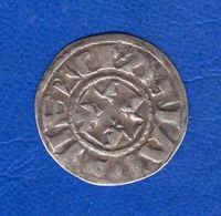 Denier  A  Identifie   Arg - 476-1789 Period: Feudal