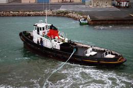 7X5 PHOTO OF TUG MARSEILLES 1 - Boats