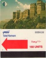 TARJETA TELEFONICA DE YEMEN. (010) - Yemen