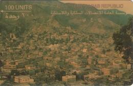 TARJETA TELEFONICA DE YEMEN. 1YEMB (011) - Yemen