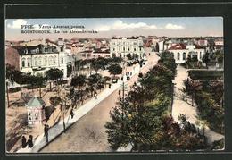 AK Roustchouk, La Rue Alexandrovska - Bulgaria