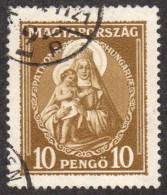 HUN SC #465 U 1932 Madonna CV $22.50 - Hungary
