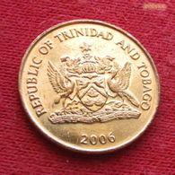 Trinidad E Tobago 5 Cents 2006 KM# 30 Trinite & Tobbacco - Trinidad & Tobago