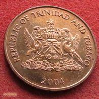 Trinidad E Tobago 5 Cents 2004 KM# 30 Trinite & Tobbacco - Trinidad & Tobago