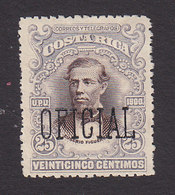 Costa Rica, Scott #O47, Mint Hinged, Overprinted Issues, Issued 1903 - Costa Rica