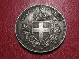 Italie - 20 Centesimi 1918 R Rome - Surfrappe Visible 4355 - 1861-1946 : Kingdom