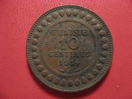 Tunisie - 10 Centimes 1914 A 4366 - Tunisia