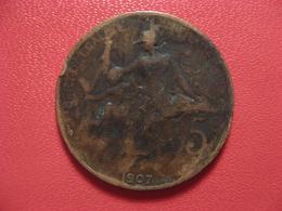 5 Centimes Dupuis 1907 4281 - France