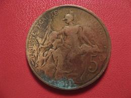 5 Centimes Dupuis 1911 4297 - France