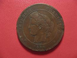 10 Centimes Cérès 1896 A Paris 4233 - France