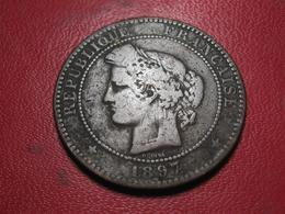 10 Centimes Cérès 1897 A Paris 4237 - France