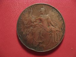 10 Centimes Dupuis 1912 4253 - France