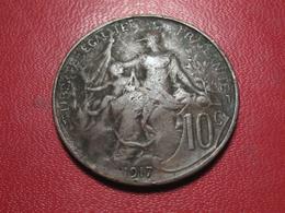 10 Centimes Dupuis 1917 4249 - France