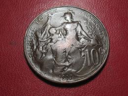 10 Centimes Dupuis 1917 4261 - France