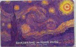 HKMAGNETIC : 14A $50 Rock Dreams In Hong Kong USED - Hong Kong