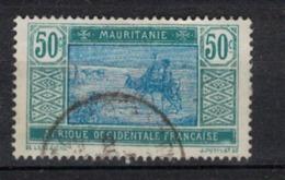 MAURITANIE       N°  YVERT   46   OBLITERE       ( 02/16 ) - Usati