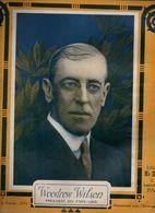 Journal  1917  LE PAYS DE FRANCE N°130  Woodrow WILSON Président Des ETATS UNIS  Du 12 AVRIL - Guerra 1914-18