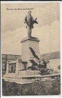 TOURNAI - Le Monument Gallait (belle Oblitération Feldpost) 1915 - Tournai