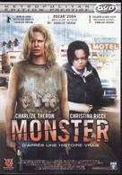 DVD MONSTER Oscar 2004 Etat: TTB Port 110 Gr Ou 30gr - Drama