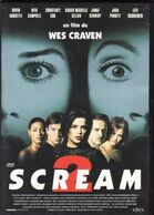 DVD Scream 2 Etat: TTB Port 110 Gr Ou 30gr - Horreur