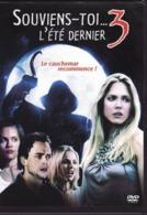 DVD Souviens Toi L Ete Dernier 3 Etat: TTB Port 110 Gr Ou 30gr - Horror