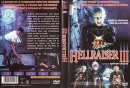 DVD HELLRAISER 3 TTB ETAT Etat: TTB Port 110 Gr Ou 30gr - Horror