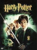 DVD HARRY POTTER ET LA  CHAMBRE DES SECRETS 2 Dvd Collector ( TTB Etat Port POSTE 150 Gr) - Fantasy
